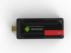 MK809 IV Quad Core TV Box Stick Media Player Google Android 4.4 RK3188 2GB/8GB WIFI 1080P XBMC Smart TV Dongle FREE SEXY MOVIE