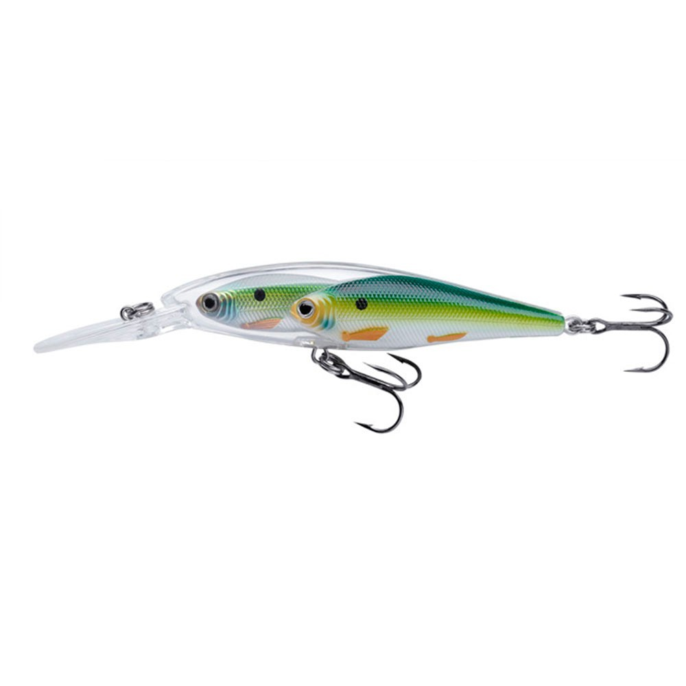 Koppers Baitball Threadfin Shad Crankbait Pearl Blue