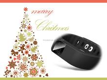 TW64/B05 smart wristband 2015 merry christmas bracelets call/SMS reminder bracelerts inspirational wristband bracelets