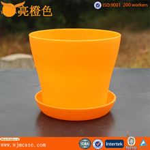 Wholesale alibaba clear plastic flower pot trays rectangular with eco friendly material