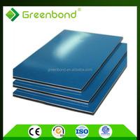 Greenbond fairly use materials germany fasade kitchen panels acm panel
