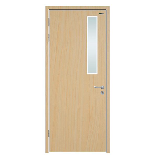 Interior hospital door made in china for Office glass door entrance designs