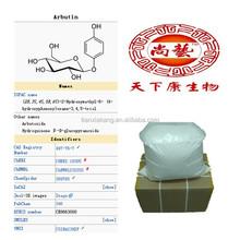 98%Alpha Arbutin Powder Extract for Alpha Arbutin Cream / Arbutin Powder / Alpha Arbutin Powder for Skin Whitening