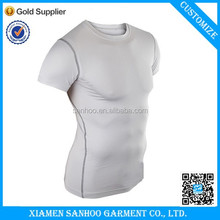 Sports Wear Latest Model Running Dri Fit T-Shirt Fitted Custom Printing Wholesale Cheap