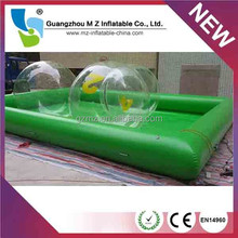 OEM Design Amusement Park Rides Inflatable Adult Swimming Pool Large Inflatable Pool