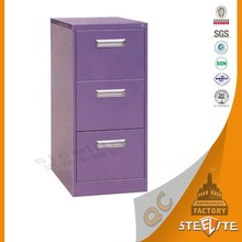 Office Furniture Customized Fireproof Lockable Portable Metal Industrial Steel Filing Cabinet