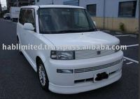 2001 Toyota bB Z X Japanese second hand car