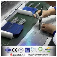PV Module monocrystalline solar cell 156x156