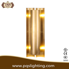 Antique copper decorative wall lamp for hotel and home