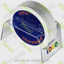 High Quality Crystal ride and glide roller coaster