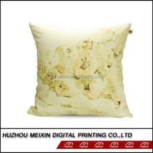 most popular digital printed custom made cushion
