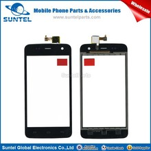 Cell phone Replacement touch digitizer for wiko Bloom touch black color