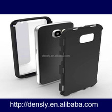 New arrived shockproof Dual layer case for samsung galaxy s6 case