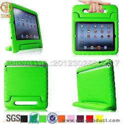 Anti shock EVA Foam Kid Friendly Case Stand for iPad 2 3 4