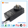 Mini Size 12V 5A 60W DC Switching Power Supply Driver For LED Strip Light Display