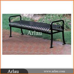 Backless Garden Backyard Metal Steel Chair