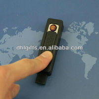 2013 mini usb super slim usb flash drive with USB lighter