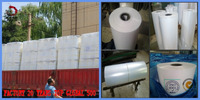 pe material heat shrink covering plastic film