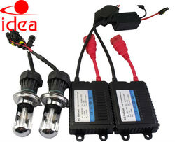 xenon HID kit H8 single beam hid bulb IDEA factory direct
