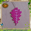customized car paper air freshener with level shape ,