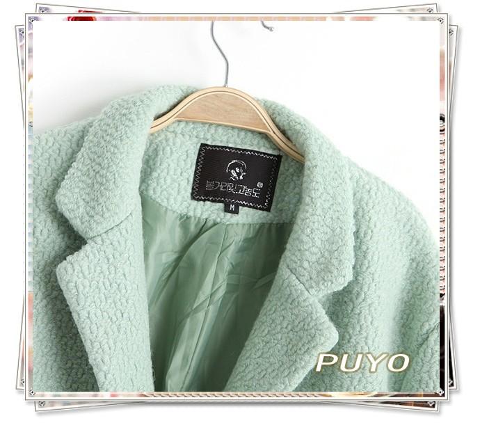 Женская одежда из шерсти Brand New , SV007222 #18 SV007222#18