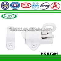 2013 chaep zinc alloy shower door lock HX-BT201