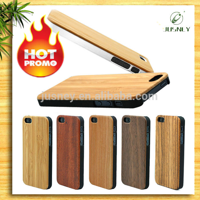 wood&bamboo stuff for iphone6/ 5/5s /waterproof case for iphone 6 plus