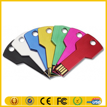 Customer customizable colorful gifts flash drive usb key