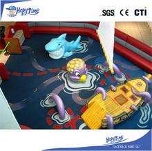 Крупномасштабное детская площадка, торговый центр зона для игр детей, крытый детская площадка