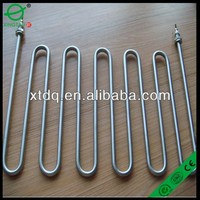 Stainless Steel Coil Hot Plate Tubular Heater For Electric Stove