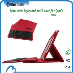 For ipad case leather case with kayboard DFY