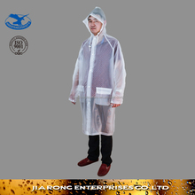 Lower Factory Price Any Color Available PVC Raincoat