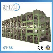 St-bs informatizado sala de poupança robótico viga de urdidura de armazenamento com controle de computador