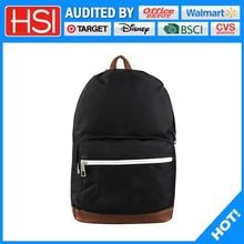 audited factory wholesale price innamorato pvc school bag
