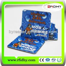 China manufacturer mobile payment/nfc sticker