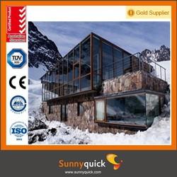 Favorites Compare Villa Tempered Glass and Aluminium Frame Sunroom