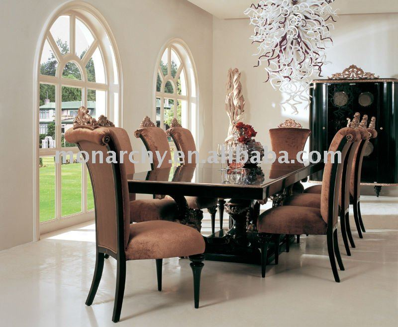 D6001 42l Italy Design High Quality Dining Room Set Buy Dining Room Set Lux