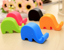 Cartoon elephant portable bracket/phone holder