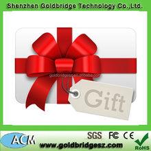 Branded best-selling plastic best buy gift card