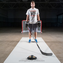 Hockey Shooting Pads smoothness plastic ice rink/ ice hockey shoot pads/ uhmw pads for skating