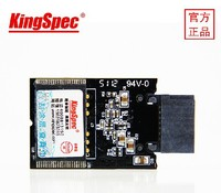 KingSpec big capacity 8GB vertical 1 channel SATA DOM SSD with power cable DISK ON MODULE