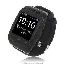 S12 watch Phone/mobile smart watch/bluetooth watch with alarm clock, calculator, pedometer