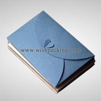 New style Fancy Cardboard paper envelope