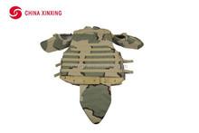 CHINA XINXING NIJ IIIA PE/Kevlar full body armor for sale military body armor molle bulletproof vest