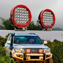 Hot sale 96w 9'' round led driving light , 185w driving light for truck 4*4 Jeep