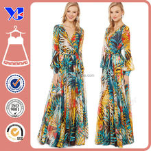 Alibaba China Supplier Wholesale Sexy Fashion Casual Women Summer dresses 2015 Cheap Summer dresses for Women/ Ladies / Beach
