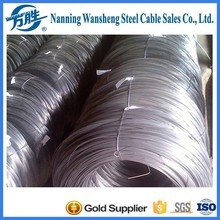 High Tension Hot Dip 2mm Galvanized Steel Wire