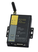 F2103 M2M AT command supported modem industrial GSM Modem with sim card slot serial port RS232 RS485 for Electric Control Scada