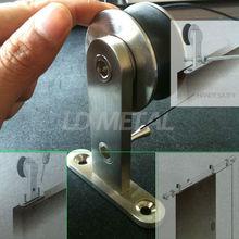 Double Door Hardware Parts for Cordia Stainless Wood Sliding Barn Door