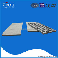 EN124 B125 Composite Polymer Manhole Cover For Cable